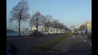 16-10-17 flitser radar zh in rotterdam op de maasboulevard thv tropicana