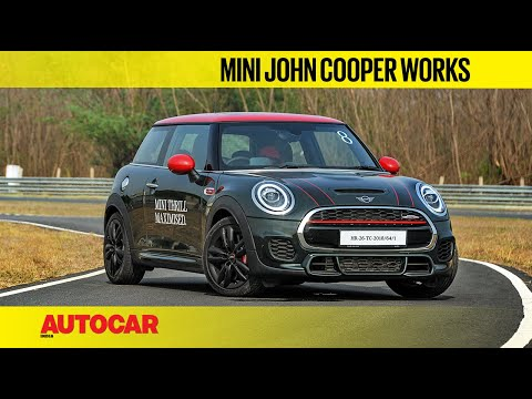 Mini John Cooper Works | Price & First Drive Review | Autocar India