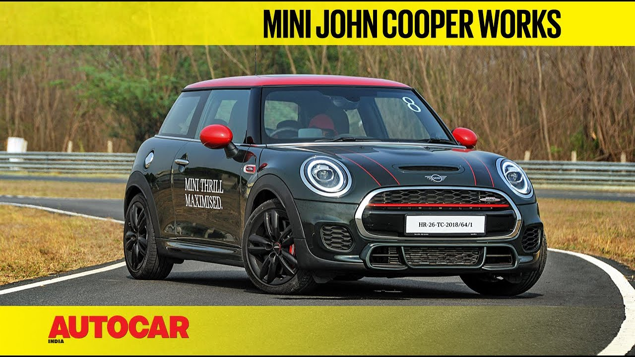 Mini John Cooper Works Price First Drive Review Autocar India