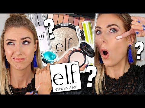 BUY OR BYE: ELF COSMETICS || What Worked & What DIDN'T