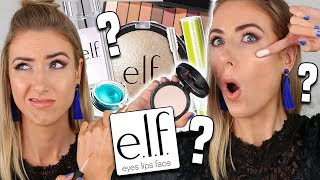 BUY OR BYE: ELF COSMETICS || What Worked & What DIDN