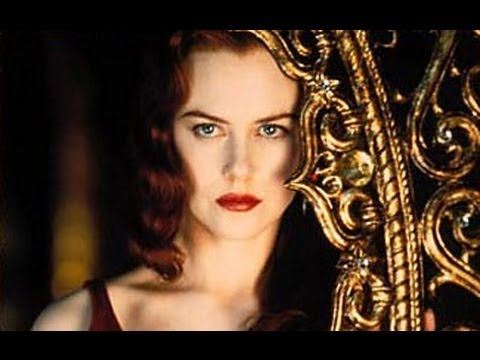 Moulin Rouge Nicole Kidman Tutorial make up - YouTube