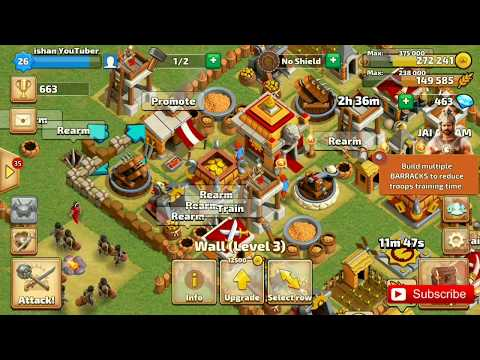 Baahubali 2 The game play: Tips and Tricks, Get Free Gems