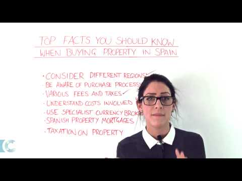 10 Facts You Should Know Before Buying a House in Spain