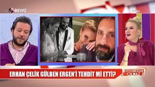 Erhan Çelik, tehdit ve hakaretten şüpheli!