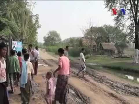 Burma-China Pipelines- Muhammad Atif- Urdu VOA