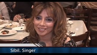 Repeat youtube video Concert of the Turkish-Armenian singer, Sibil, followed by an interview