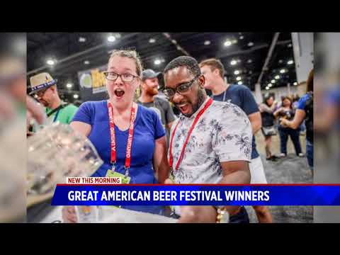Local Winners From The Great American Beer Festival