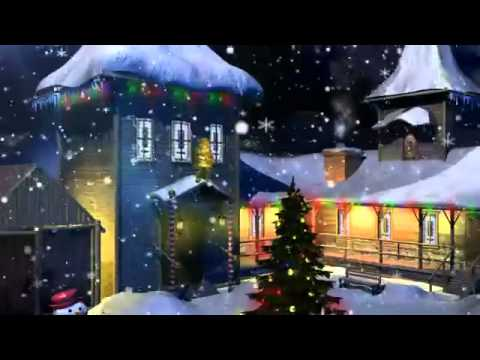 Natale screensaver hd 720 youtube for Screensaver natale 3d