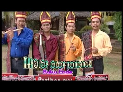Posther Sihotang, dkk - Marolop-Olop Tondingki