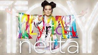 Netta - TOY [Lyrics] Eurovision 2018 (Israel)