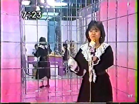 일본인가수 Kaori Yamaguchi (山口かおり) - Fifteen Love 1985