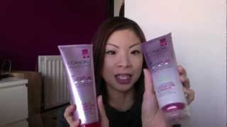 My Current Hair Care Routine: Jan 2013 - L'oreal Expertise Everpure, John Frieda etc... Thumbnail