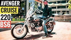 2020 Bajaj Avenger 220 Cruise BS6 Detailed Ride Review | Mileage | Price | Top Speed