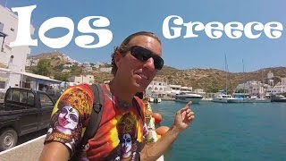 A Tour of Beautiful IOS, GREECE: Not Just a Party Island!