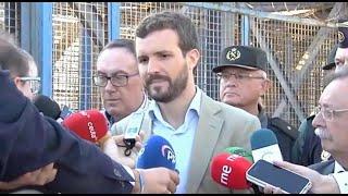 """Casado dice que Díaz Ayuso """"reivindicó la concordia constitucional"""""""