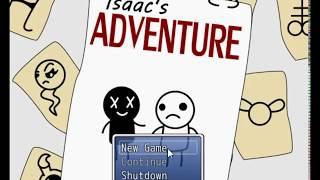 Приключение Айзека (rpg) #1