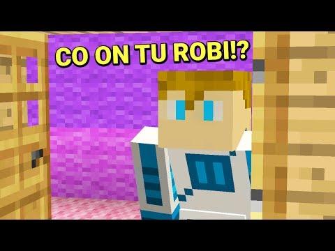 Minecraft ZIELONA SZKOŁA - DOKNES Z KANTORKA! #2