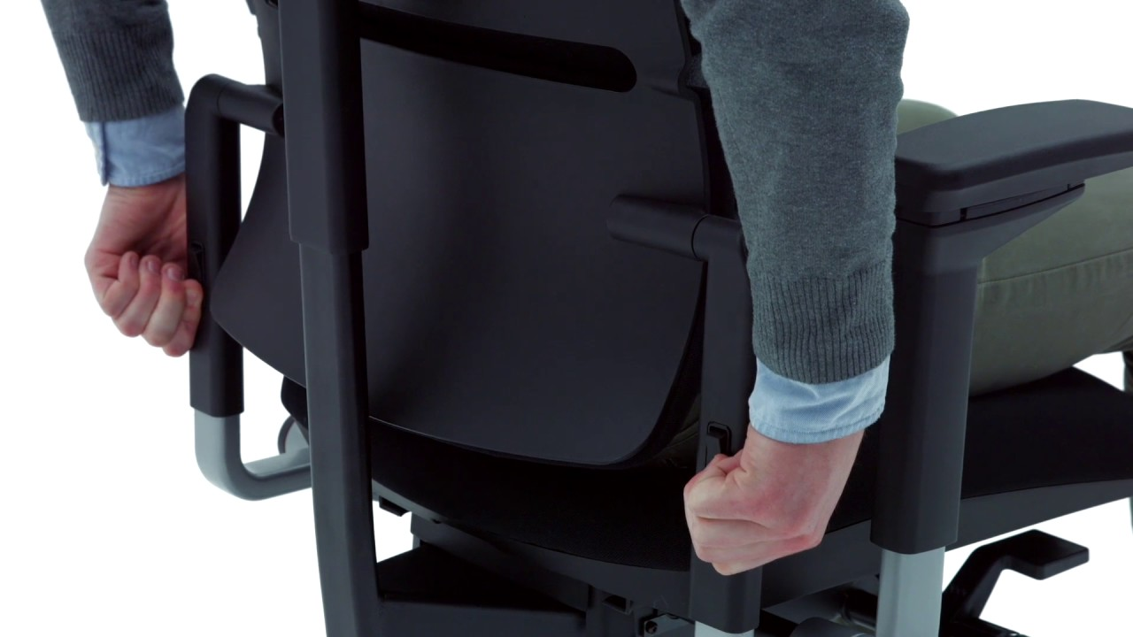 Please Chair Adjustability Guide - Steelcase