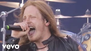 DragonForce - Operation Ground and Pound (Live)