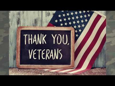 Leesville Junior High School Honoring Veterans of 2020