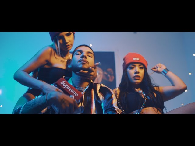 Ac Black, Kaze401 - Nunca Le Baja (Video Oficial)