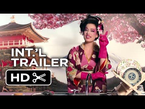 Goddess Official Trailer 1 (2014) - Documentary HD