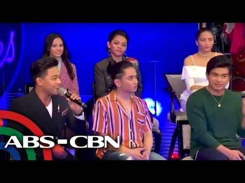 Top 12 ng Idol Philippines, Ipinakilala na  | UKG