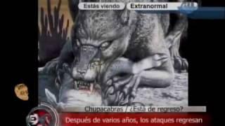 Extranormal de Impacto, El Chupacabras