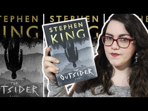 The Outsider - Stephen King (SIN SPOILERS)