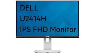 Dell 24 UltraSharp Monitor U2414H IPS FHD Monitor Unboxed! (4K)