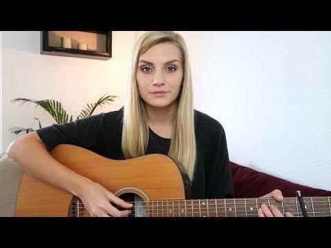 I miss you - Clean Bandit ft. Julia Michaels (acoustic cover)