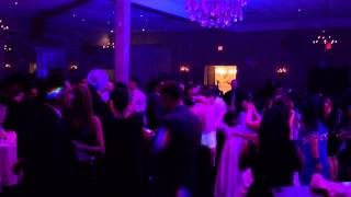 DJ Kevin Jamez Rocks a Wedding Porkchop Construction Style