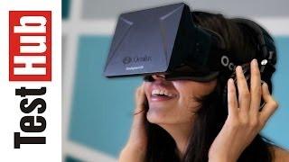 Oculus Rift VR - Virtual Reality Goggles  - Test - Recenzja - Prezentacja - Wirtualna Rzeczywistość