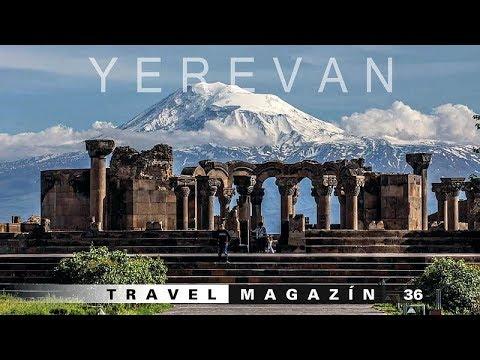 Jerevan - Arménsko [HD] Travel Magazín 036 (Travel Channel Slovakia)