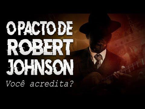 A Macabra História de Robert Johnson Lenda do Blues