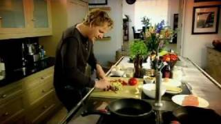 Veal Escalope With Caponata - Gordon Ramsay