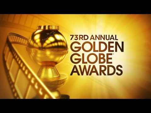 73rd GOLDEN GLOBE AWARDS: Behind the Scenes