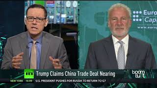 🔴 Trump on damage control - markets trade on every tweet