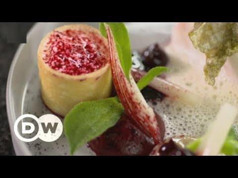 "Gault-Millau: Chef Dirk Hoberg is ""Rising Star"" for 2018 | DW English"