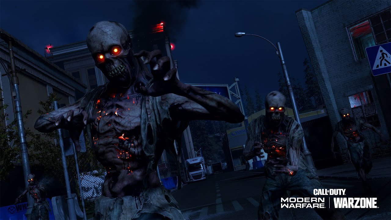 Call of Duty: Modern Warfare / Zombie Royale - NIGHT MODE