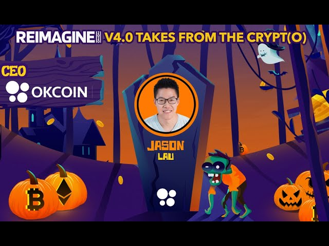 Jason Lau - OKCoin $OK - Exchanging Value Globally