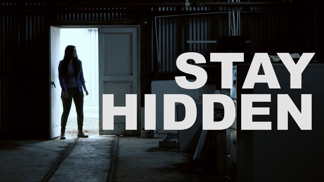 STAY HIDDEN - Short Horror Film