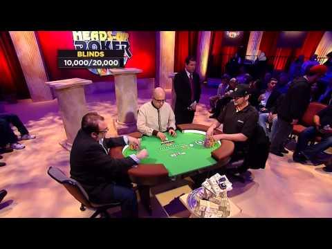 2013 National HeadsUp Poker Championship Episode 11