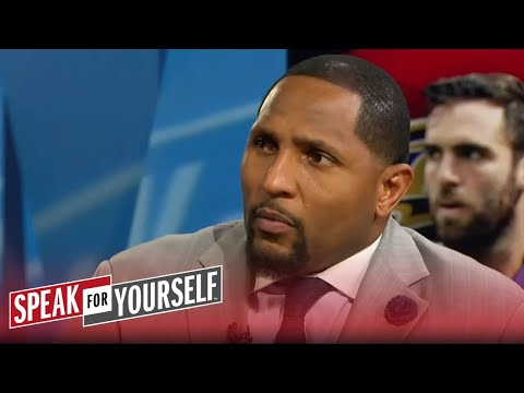 Whitlock 1-on-1: Ray Lewis explains comments on Joe Flacco | SPEAK FOR YOURSELF