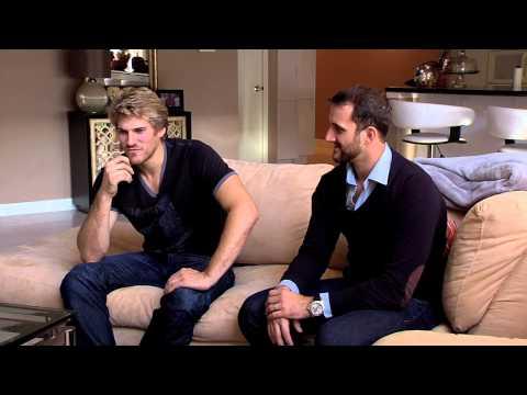 Marcus Foligno & Nick Foligno | Buffalo Sabres | Beyond Blue & Gold