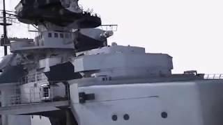 Battleship Bismarck 3D / Schlachtschiff Bismarck 3D