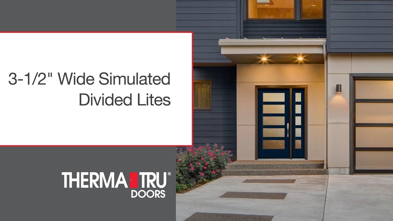 Simulated Divided Lites & Simulated Divided Lites - YouTube