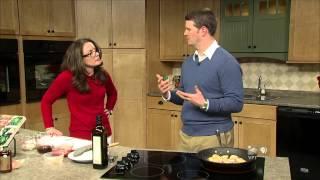 Tracy Medeiros | Sautéed Sea Scallops In A Smoked Bacon And Maple Cream Sauce