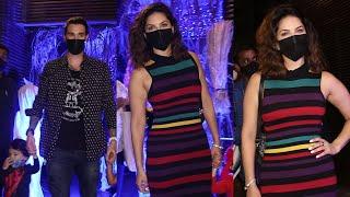 ये वीडियो देखकर बताइये Sunny Leone  का नया Stylish लुक कैसा लगा ?Sunny Leone With Her Cute Daughter